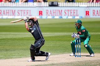 Neil Broom 109* - New Zealand vs Bangladesh 2nd ODI 2016 Highlights