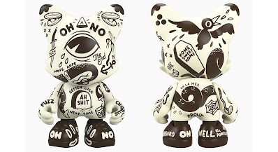OH-NO! Classic Edition UberJanky Vinyl Figure by McBess x Superplastic