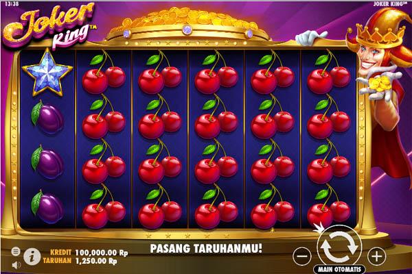 Main Slot Gratis Indonesia - Joker King (Pragmatic Play)