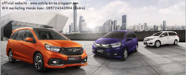 Jual Mobil New Honda Mobilio Dengan Harga Murah Baru Di Bulan Ini Plus Spesifikasi Lengkap Mobil Honda Mobilio