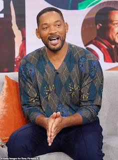Will Smith opens up about the possibility of running for office at some point in the future