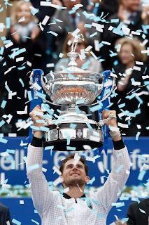 Dominic Thiem lần đầu vô địch Australia mở rộng