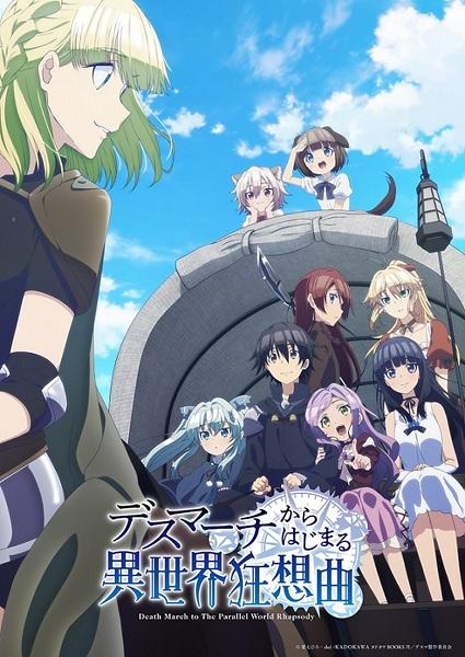 Death March kara Hajimaru Isekai Kyousoukyoku 04v1/??? (HD + Ligero) [Sub Español] [MEGA-USERSCLOUD]