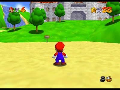 ''Super Mario 64'' per Nintendo 64