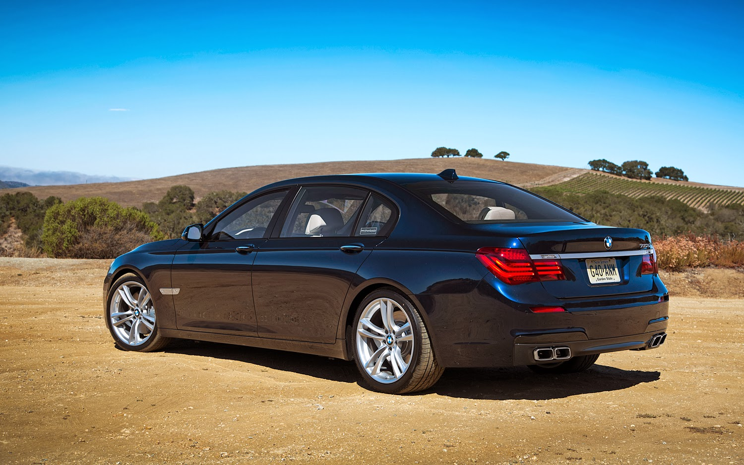 2014 bmw 760li special edition review and price auto. Black Bedroom Furniture Sets. Home Design Ideas