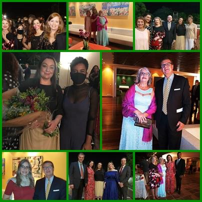 Internacional: Embaixador da Itália oferece jantar em homenagem a ABRAJINTER