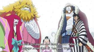 One Piece Subtitle Indonesia Episode 768
