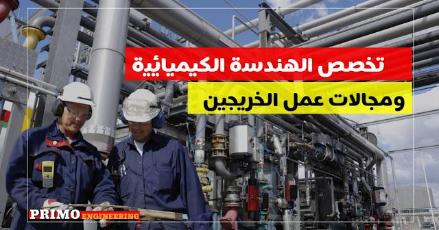 الهندسة الكيميائية ومستقبلها في مصر