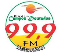 Rádio Campos Dourados FM 99,9 de Medianeira PR