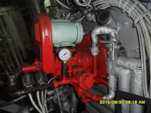 MV. Kartini Baruna Incinerator System Burner Full