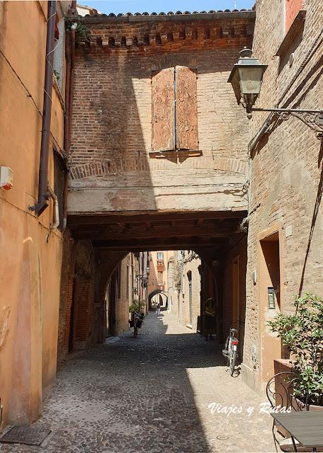 Via delle Volte de Ferrara