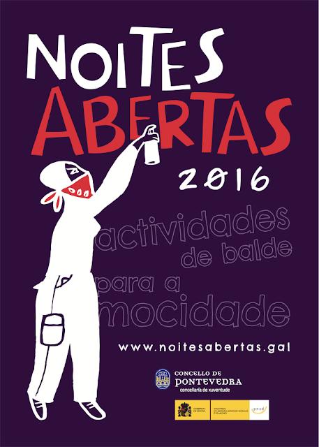 Noites Abertas 2016