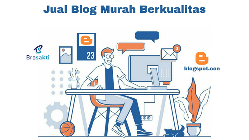 Jual Blog Murah