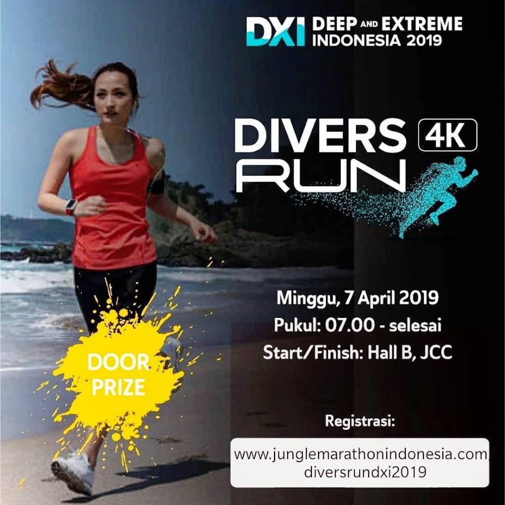 Divers Run - DXI • 2019