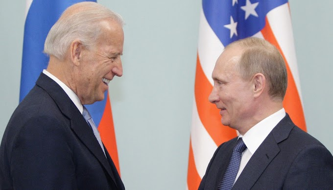 Nem lesz a közeljövőben Putyin-Biden-találkozó