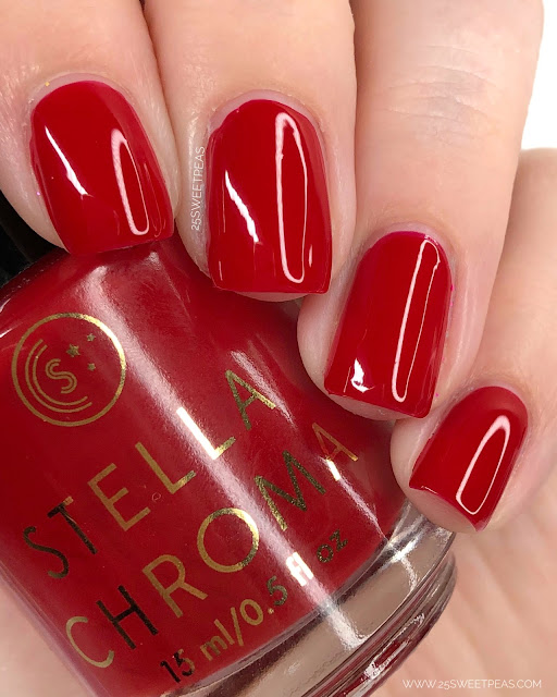 Stella Chroma Classic Red