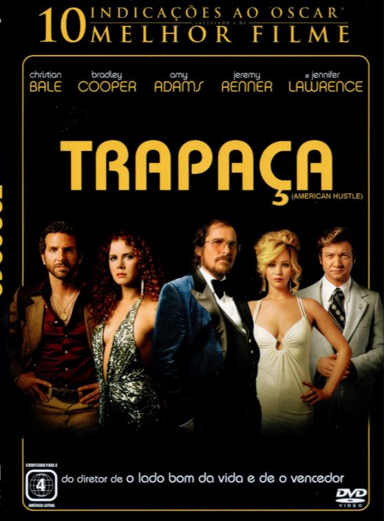 Blog do Teimoso: Trapaça (2013_American Hustle) - DVD-9