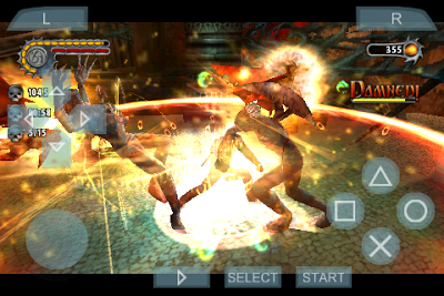 Download Ghost Rider PPSSPP ISO High Compress