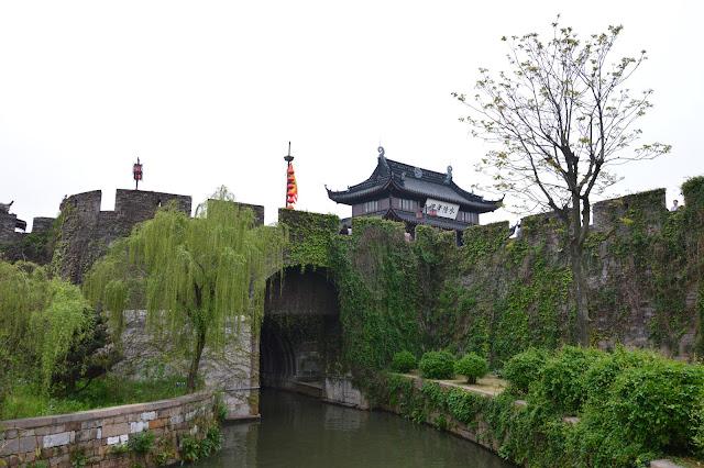 Remparts de Suzhou