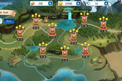 Panduan Dungeon Luna Mobile Indonesia