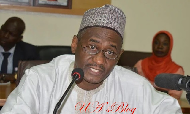 Buhari govt suspends NHIS boss, Prof. Usman indefinitely
