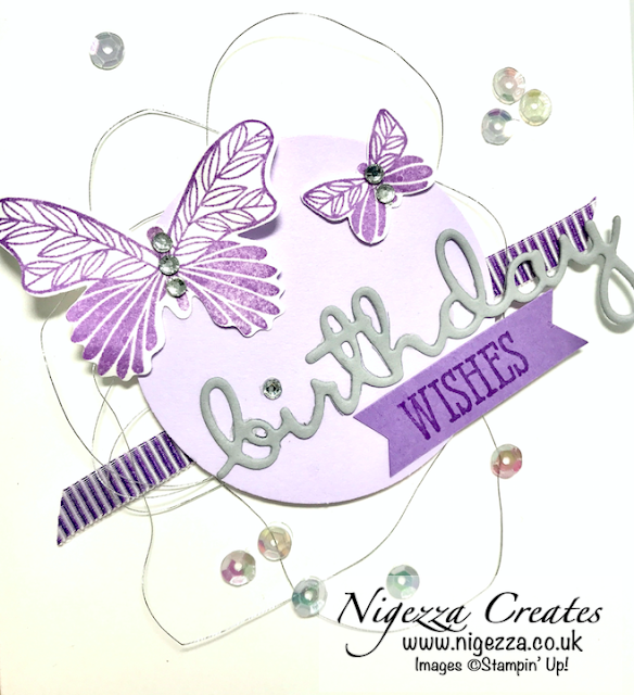 Nigezza Creates with Stampin' Up!,  CASE The Catalogue With Butterfly Gala
