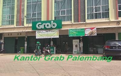 Cara Daftar Grab Palembang Dan Alamat Kantor Grab Operasionalnya