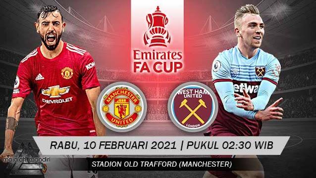 Prediksi Manchester United Vs West Ham United