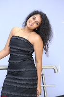 Soniya super cute in Beig Anarkali Dress at Maya Mall pre release function ~ Celebrities Exclusive Galleries 062.JPG