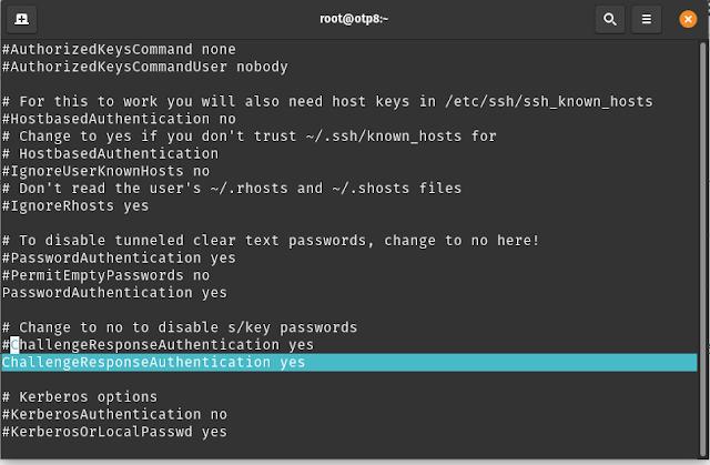 LPIC-System Administrator - Cài đặt nhanh xác thực đăng nhập SSH bằng OTP với Google Authenticator trên Centos 8