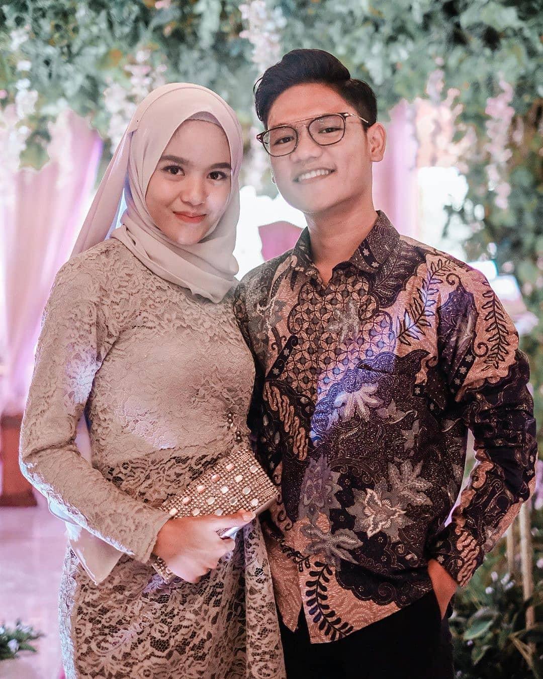 Kebaya Modern 2020 couple