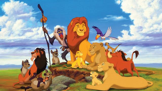 Ο Βασιλιάς των Λιονταριών (1995 - 2015)