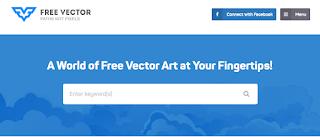 موقع free vector
