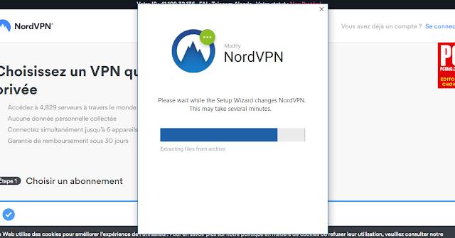 تنزيل برنامج NordVpn كامل أفضل برنامج vpn لحماية الخصوصية و تخفي على الانترنت