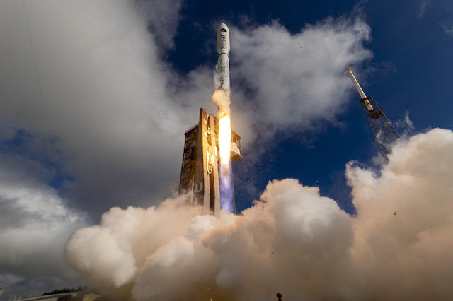 United Launch Alliance Successfully Launches the Sixth Orbital Test Vehicle for the U.S. Space Force