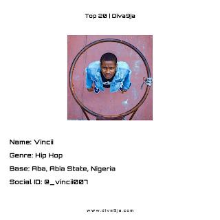 Vincii | Top 20 On Diva9ja