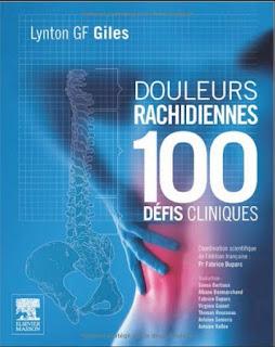 Douleurs rachidiennes : 100 défis cliniques 70121790_507158170122906_7264739062932570112_n