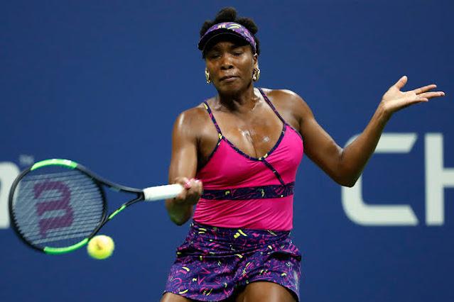 Richest Tennis Players - Venus Williams