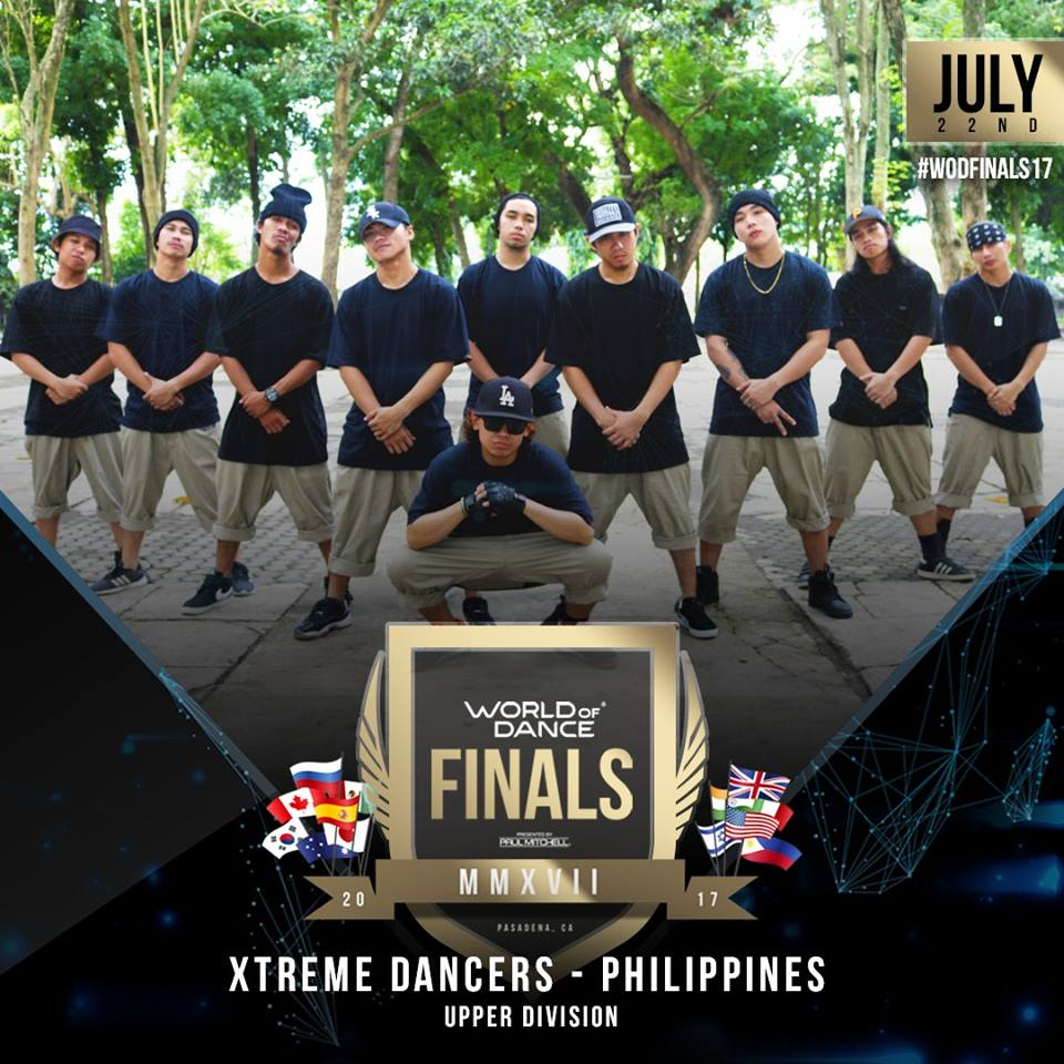 Xtreme Dancers in World of Dance Finals