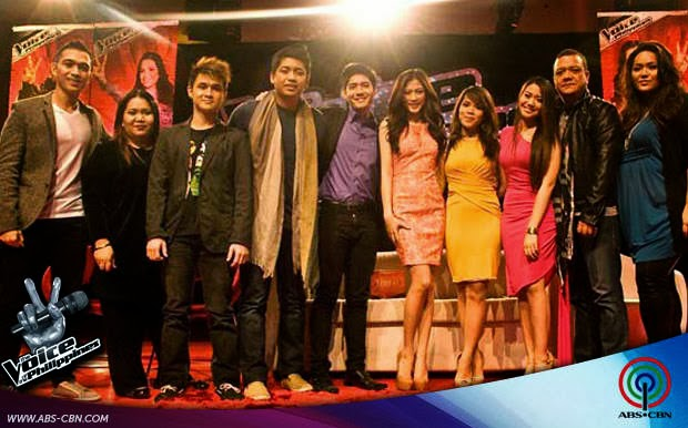 The Voice Philippines Top 4 2013