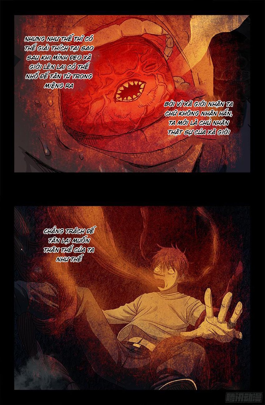 Huyết Ma Nhân Chap 356 - Trang 13
