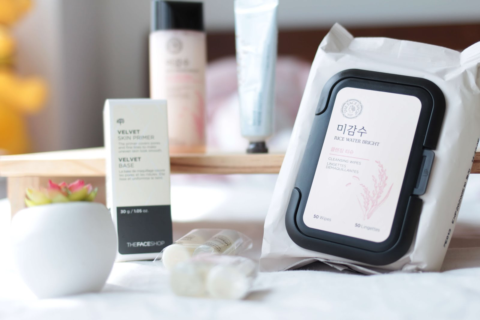 the face shop skincare beauty haul kbeauty blogger