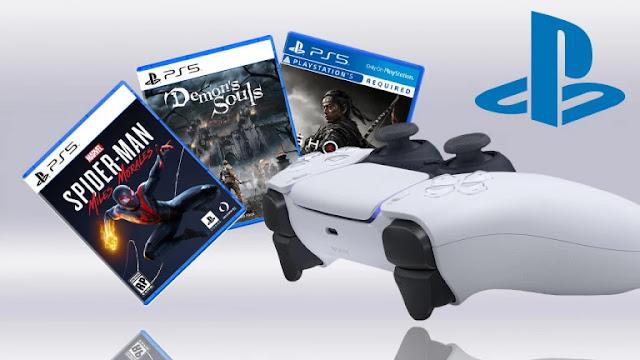 هذه قائمة الألعاب المؤكدة رسميا على جهاز PS5