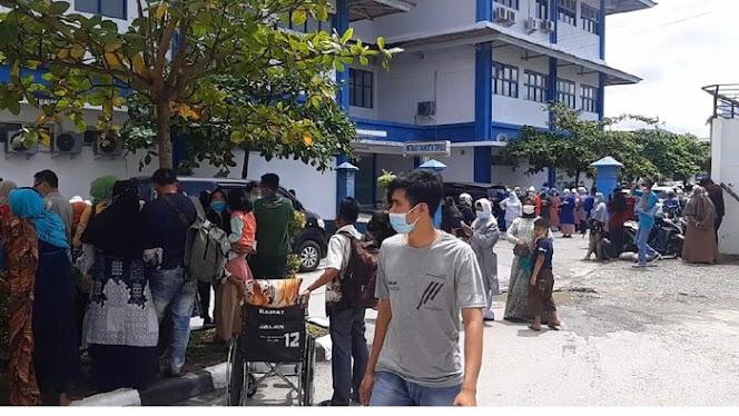 kepanikan warga padang usai gempa terjadi, ini videonya