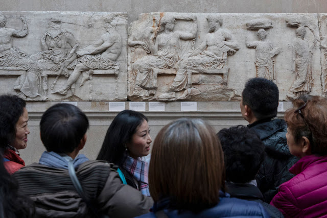 Calls for return of Parthenon Sculptures mount as Acropolis Museum celebrates 11th anniversary