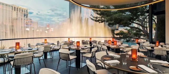 Spago Restaurant – Las Vegas