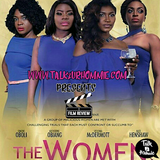 cover picture for The Women Movie review