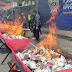 11 Ton Rokok Ilegal Dimusnahkan Bea Cukai Kudus