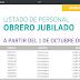 LISTADO DE PERSONAL OBRERO JUBILADO A PARTIR DEL 1 DE OCTUBRE DE 2019
