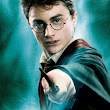 Harry Potter -great magician and hero...